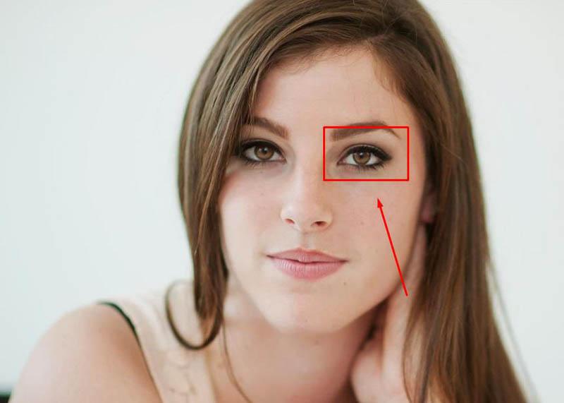Giật nháy mắt phải đều có thể gặp ở nam và nữ